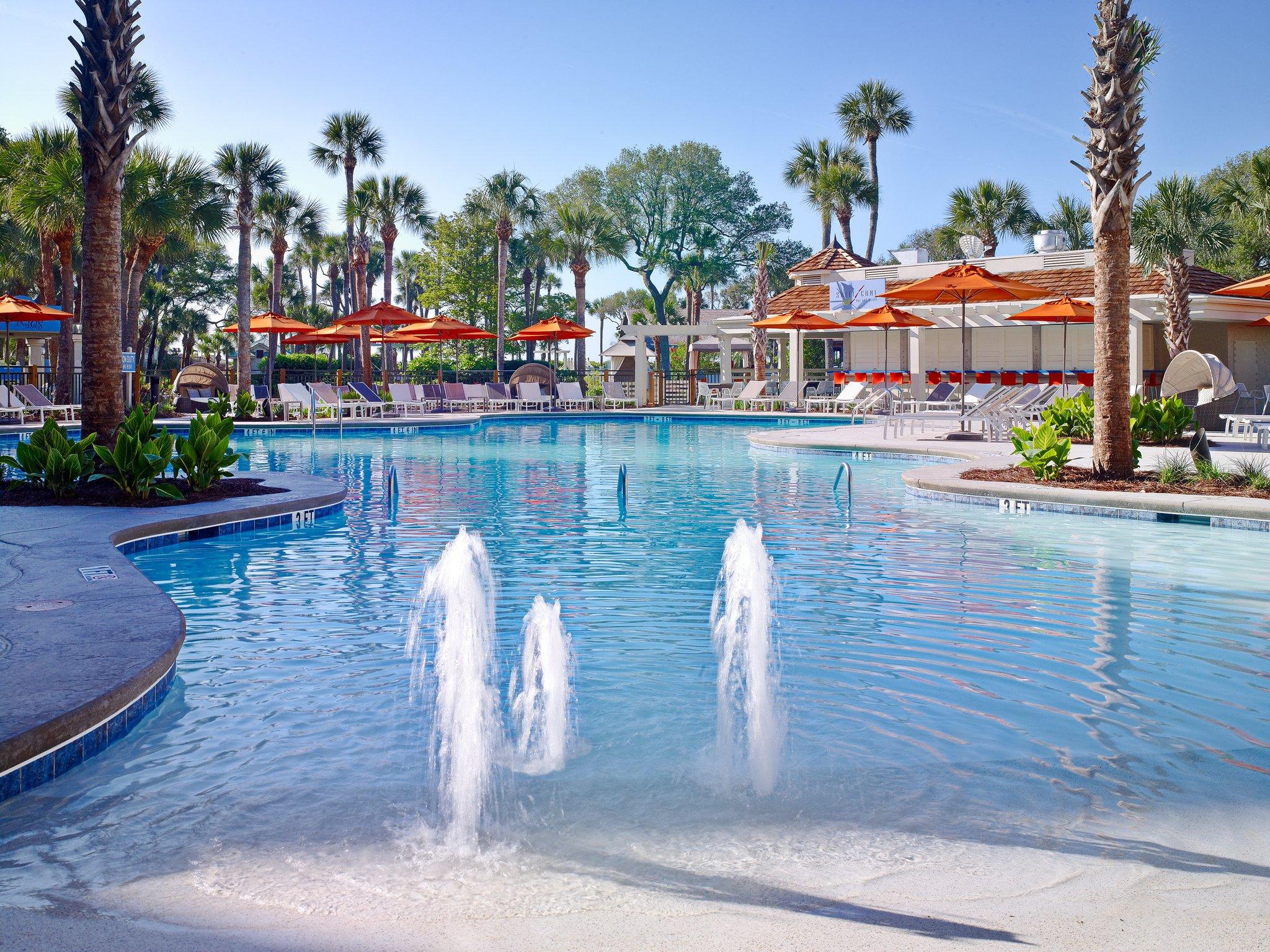 NoiThatNghiDuong-Sonesta Resort Hilton Head Island-Hoa Ky
