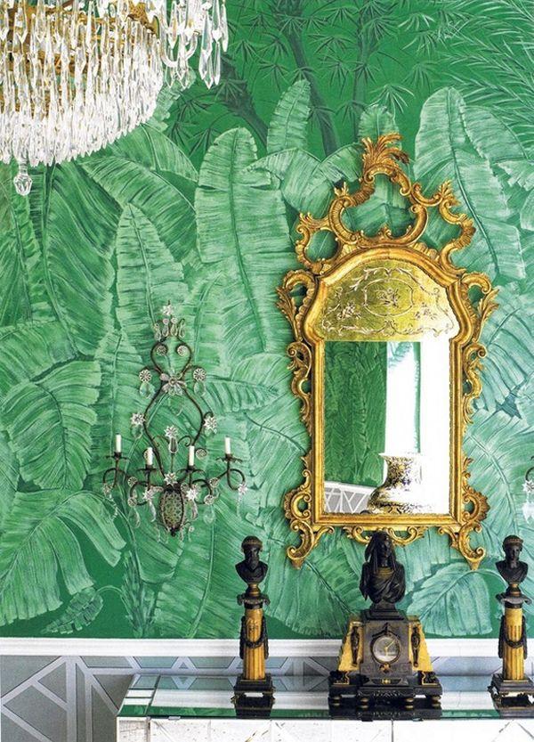 NoiThatNghiDuong-Xanh Mat Nhiet Doi-palm-leaf-wallpaper
