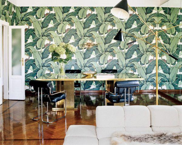NoiThatNghiDuong-Xanh Mat Nhiet Doi-tropical-wall-decor